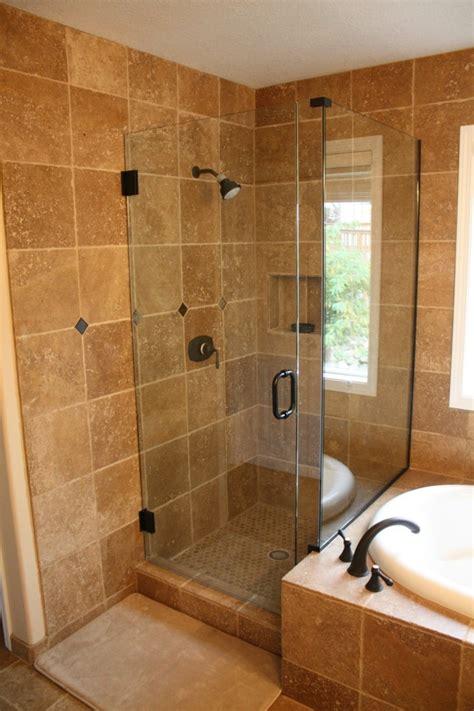 Bad Mit Begehbarer Dusche 3505 by Begehbare Dusche Als Erweiterung Des Kleinen Bades