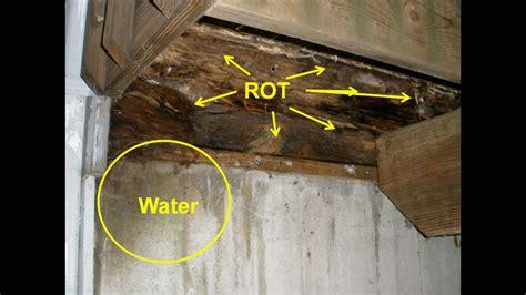 wood rot repair  cincinnati ohio youtube