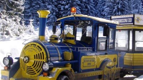 ufficio turismo folgaria il trenino della neve azienda per il turismo folgaria