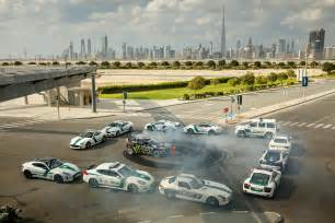 buy new car in dubai surrounded by 163 1 3m worth of cars ken block