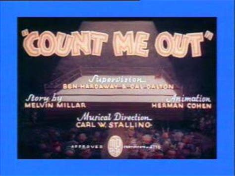 counted with the out from count me out looney tunes wiki fandom powered by wikia