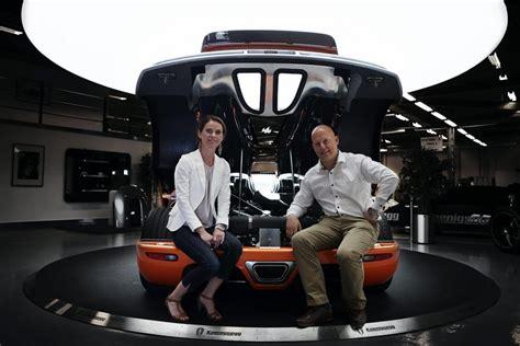 Christian Koenigsegg Meet Halldora Koenigsegg The Hypercar