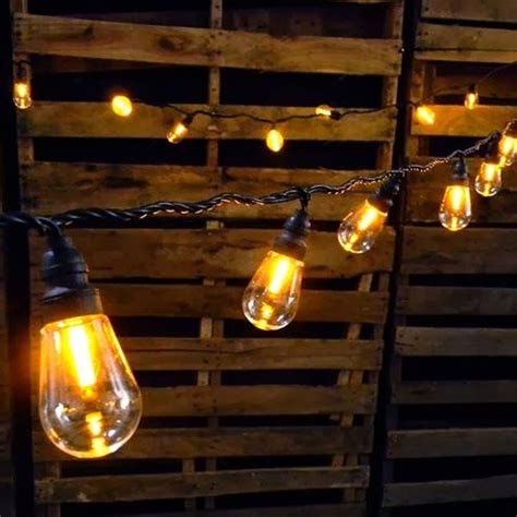 Edison Bulb Patio String Lights 17 Best Images About Tennis Retail Display Ideas On Pinterest Changing Room The Buffalo And