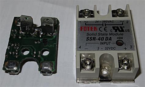 Ssr 40 Dah solid state relais innen ssr 40 da fotek mikrocontroller net