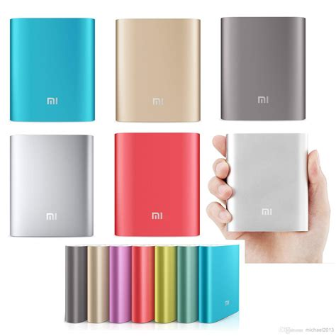 Powerbank Xiaomi 10400 Original 10400 mah original xiaomi power bank cellphone portable
