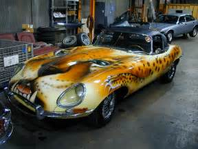 cool jaguar paint
