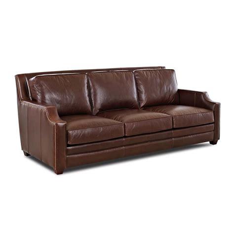 comfort furniture galleries comfort design cl5015 10 s carrolton leather sofa discount