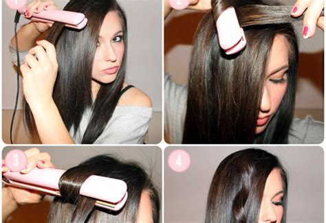 different styles or ways to fix human hair tips how curl long hair flat iron medium hair styles