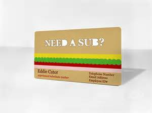 substitute business cards substitute business card search sub