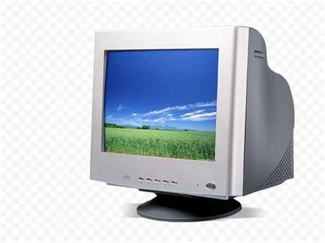Monitor Cembung peranti keluaran teknik informatika
