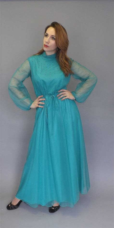 Prisly Maxi Dress By Redea the priscilla dress vintage 1960s from