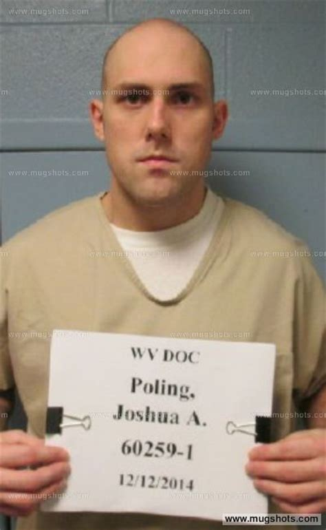 Upshur County Wv Arrest Records Joshua A Poling Mugshot Joshua A Poling Arrest Upshur County Wv