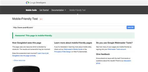 non mobile the next algorithm update bad news for non mobile