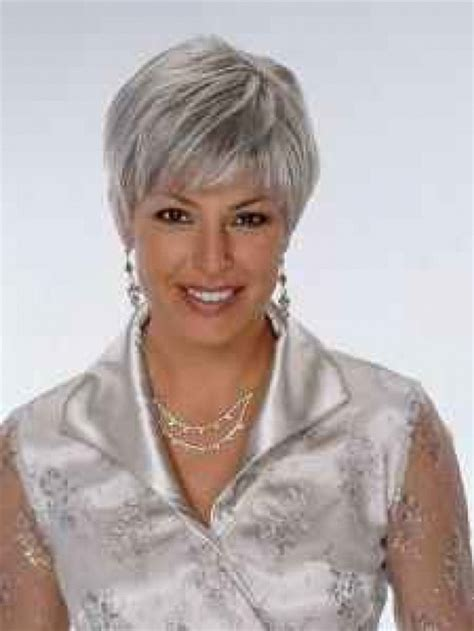 short grey haircuts on pinterest short grey hair older short haircuts for grey hair