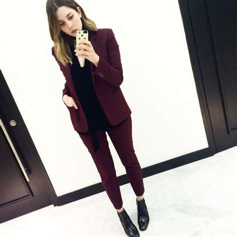maroon suit ideas  pinterest maroon suit mens