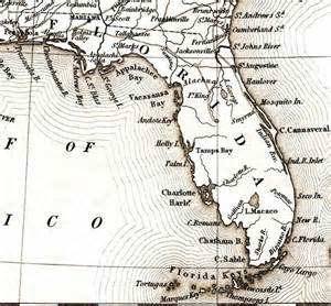 historical maps of florida maritime history of florida