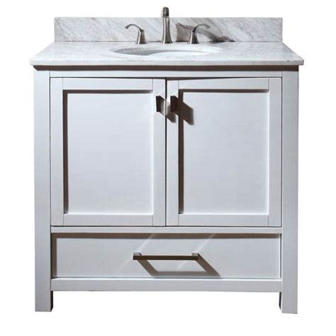 white bathroom vanity 36 36 inch white bathroom vanity bellacor
