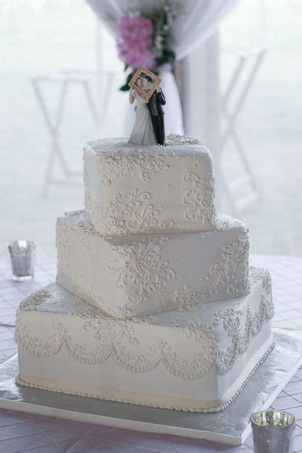 gorgeous square wedding cake ideas weddingomania