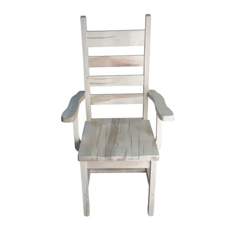 Dining Chairs Ontario by Timber Ladderback Arm Chair Lloyd S Mennonite Furniture