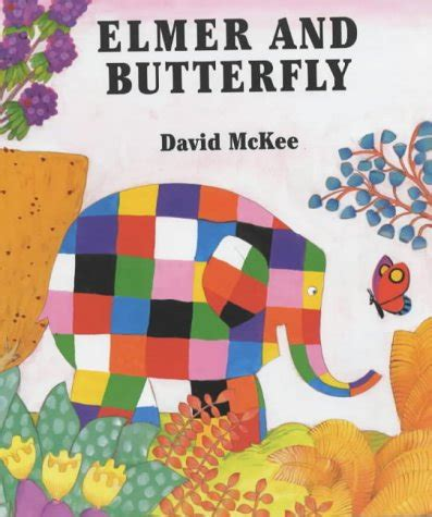 elmer and snake full elmer book series by david mckee