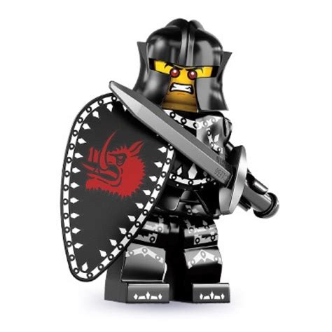 Lego Knights lego collectible minifigures 8831 series 7 evil new