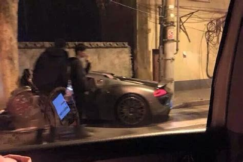 porsche 918 crash porsche 918 spyder crashes in china gtspirit