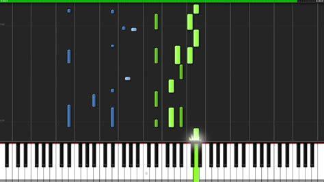 tutorial piano get lucky bohemian rhapsody queen piano tutorial synthesia