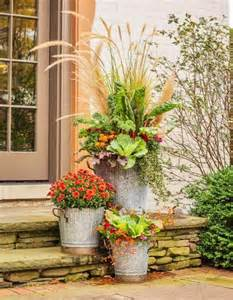 Fall Container Garden Ideas Best 25 Autumn Garden Ideas On White Flowering Shrubs Bush With White Flowers And