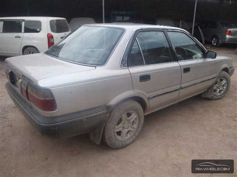 1991 Toyota For Sale Used Toyota Corolla 1991 Car For Sale In Peshawar 819819