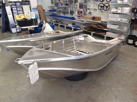 new horizon aluminium boats 370 pathfinder v bow punt - Pathfinder Aluminum Boats