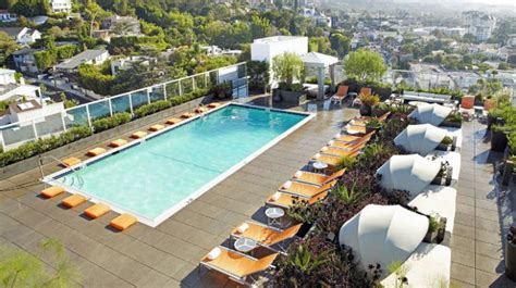 top bars in hollywood the 10 best rooftop bars in los angeles 2015 update