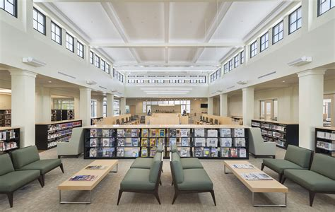 library interior new public library opens its doors high profile high