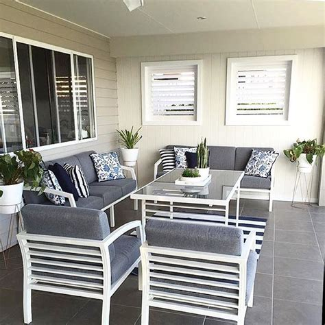 outdoors hampton style images  pinterest decks