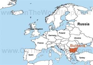 Bulgaria World Map by Bulgaria World Map Related Keywords Amp Suggestions