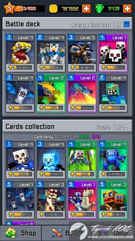 download game clash royale mod revdl craft royale clash of pixels v1 72 mod apk para hileli