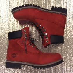 colored timberland boots s 6 inch basic waterproof boots w padded collar