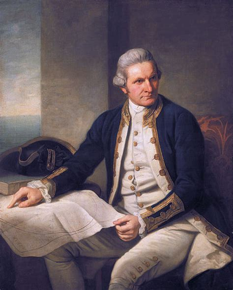 captain cook and the james cook ages of exploration
