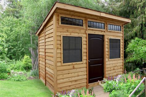 cedar shed kits  sale outdoor living today