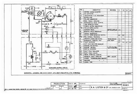 lister petter engine parts diagram lister get free image