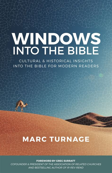 insights into scripture books new book by marc turnage jerusalemperspective