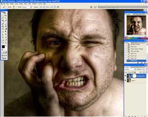 zombie doctor tutorial convertirte en zombie con photoshop taringa