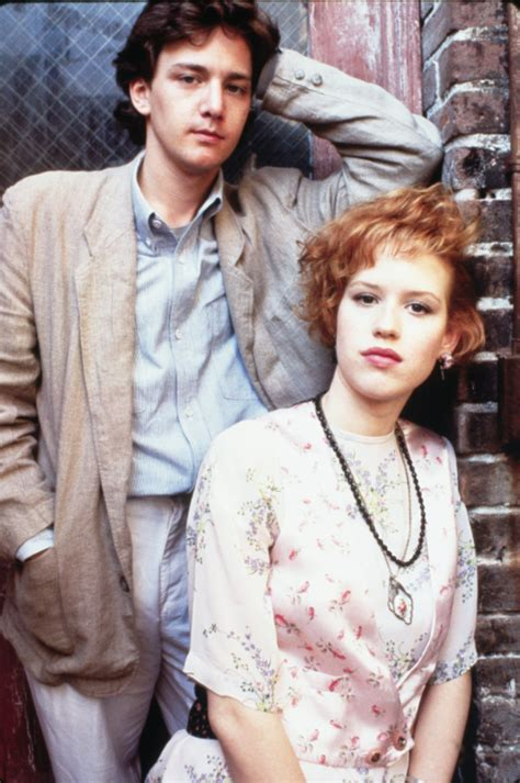 Pretty In Pink by Revisit Favorite Moments From Pretty In Pink In Photos For
