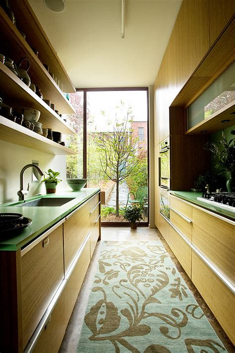 narrow galley kitchen ideas galley kitchen design ideas that excel