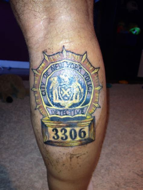 tattoo jobs nyc 17 best images about nypd on pinterest police