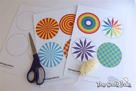How To Make A Paper Whirligig - how to make a whirlygig the craft
