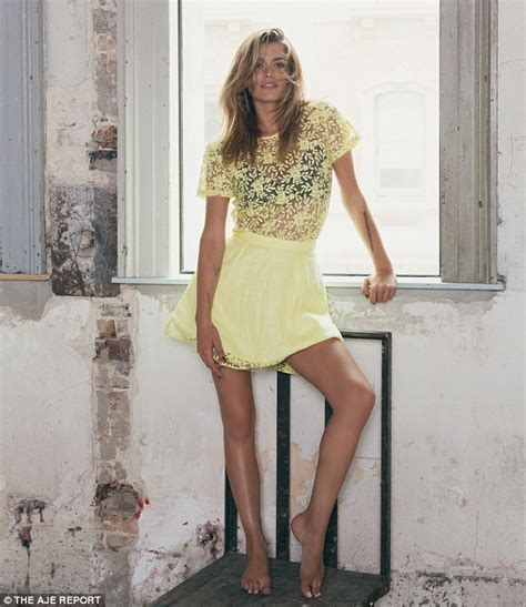 Here Comes The Barefoot by Cheyenne Tozzi In Delicate Floaty Frocks In New Caign