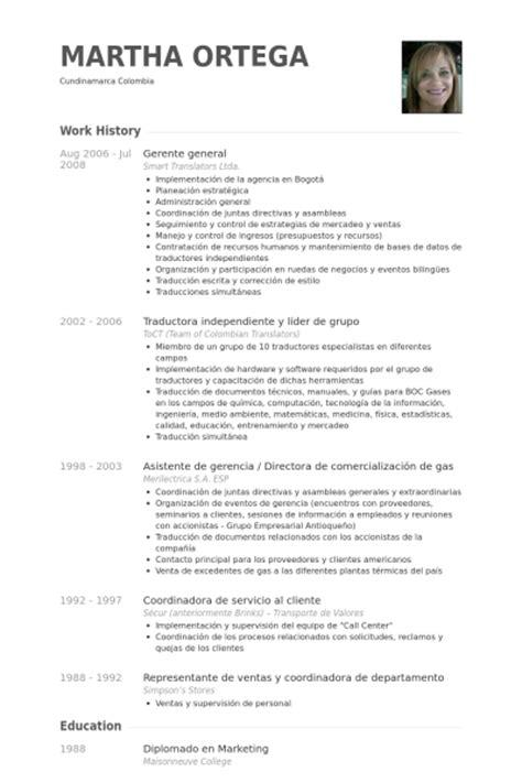 Modelo Curriculum Vitae Higienista Dental Gerente General Resume Sles Visualcv Resume Sles Database