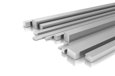 Stainless Steel Bar rolled squares