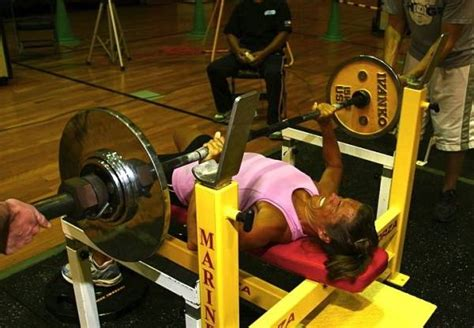 hurt shoulder bench press you re not actually strong enough to bench breaking muscle