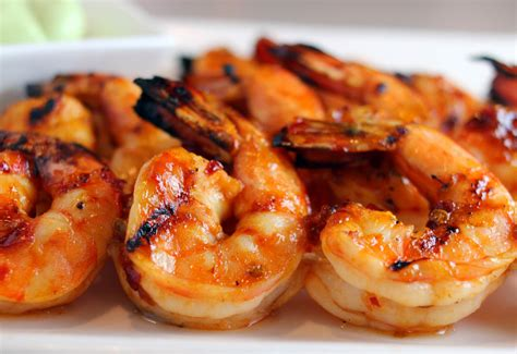 recipe spicy grilled shrimp
